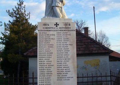 Győrújbarát világháborús emlékmű 2009.01.24.küldő-Ancsa84 (1)