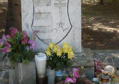 Győrújbarát világháborús emlékmű 2009.09.25. küldő-Sümec (4)