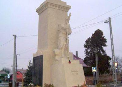 Győr-Győrszentiván világháborús emlékmű 2009.01.07.küldő-Ancsa84 (6)