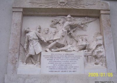 Győr-Káptalan hegy I.vh emlékmű 2009.01.05.küldő-Ancsa84 (2)