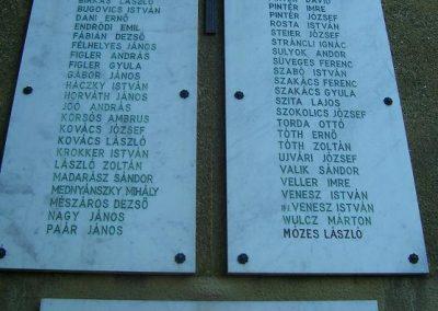 Győr-Ménfőcsanak-a csanaki II.vh-s áldozatok emléktáblái 2009.01.24.küldő-Ancsa84 (4)