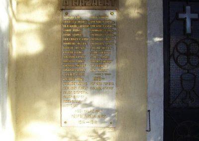 Győr-Ménfőcsanak a ménfői világháborús áldozatok emléktáblái 2009.01.24.küldő-Ancsa84 (1)