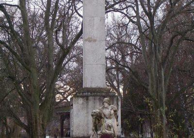 Győr-Radó sziget Világháborús emlékmű 2008.12.22.küldő-Ancsa84