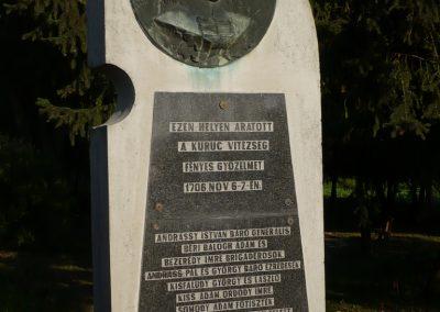 Győrvár hősi emlékmű 2009.09.25. küldő-Sümec (3)