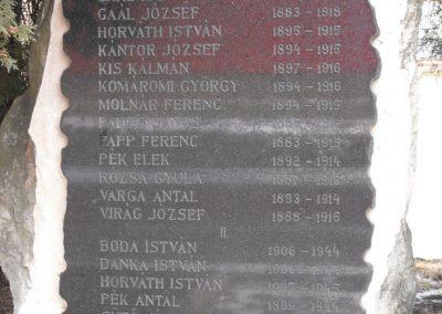Gyanógeregye világháborús emlékmű 2009.01.19.küldő-gyurkusz (1)