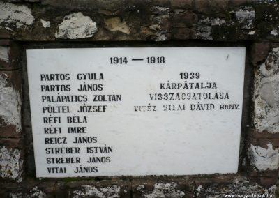 Gyepükaján világháborús emlékmű 2013.10.30. küldő-Sümec (3)