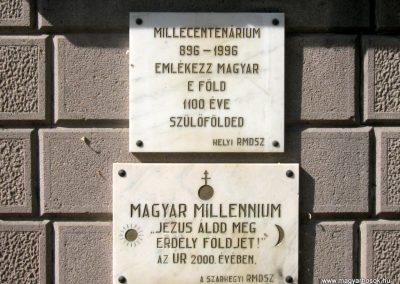 Gyergyószárhegy hősi emlékmű 2011.09.19. küldő-Mónika39-né (9)