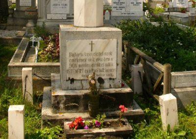 Gyergyószentmiklós II.vh emlékmű a doni hősök tiszteletére 2010.08.05. küldő-ERA (1)