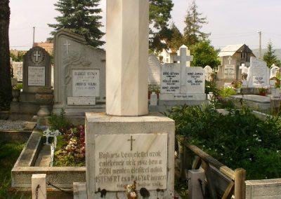 Gyergyószentmiklós II.vh emlékmű a doni hősök tiszteletére 2010.08.05. küldő-ERA