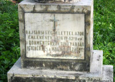 Gyergyószentmiklós Tarisznyás Márton Múzeum II.vh emlékmű 2011.09.19. küldő-Mónika39-né (1)