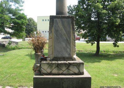 Gyermely világháborús emlékművek 2008.07.02. küldő-Kályhás (11)