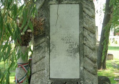 Gyermely világháborús emlékművek 2008.07.02. küldő-Kályhás (7)
