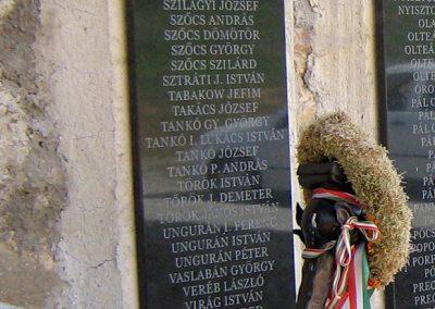 Gyimesbükk I.vh emléktáblák 2011.09.21. küldő-Mónika39-né (9)
