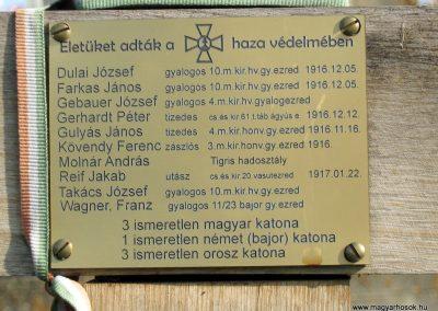 Gyimesközéplok I.vh emlék 2011.09.21. küldő-Mónika39-né (1)