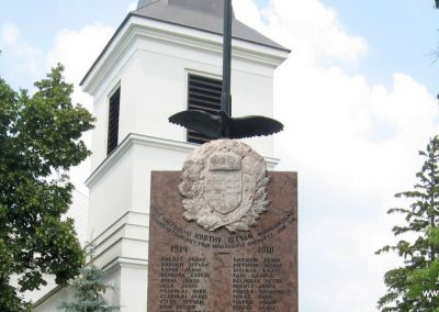 Héreg világháborús emlékművek 2008.07.02. küldő-Kályhás (2)