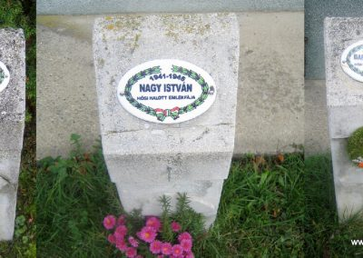 Hévíz-Egregy világháborús emlékmű 2011.11.01. küldő-Tiberio (3)