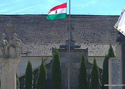 Hídvégardó világháborús emlékmű 2011.08.11. küldő-Pataki Tamás (1)