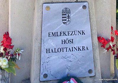 Hídvégardó világháborús emlékmű 2011.08.11. küldő-Pataki Tamás (3)