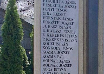 Hídvégardó világháborús emlékmű 2011.08.11. küldő-Pataki Tamás (4)