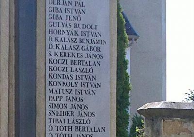 Hídvégardó világháborús emlékmű 2011.08.11. küldő-Pataki Tamás (5)