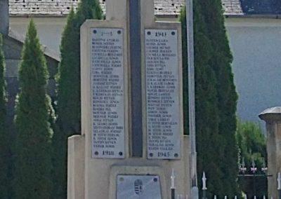 Hídvégardó világháborús emlékmű 2011.08.11. küldő-Pataki Tamás (6)