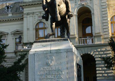 Hódmezővásárhely I. világháborús emlékmű 2008.08.14. küldő-Venge (4)