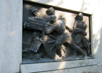 Hódmezővásárhely I. világháborús emlékmű 2015.03.20. küldő-Emese (4)