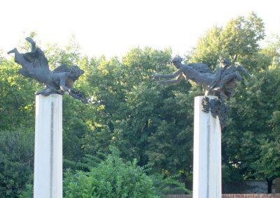 Hódmezővásárhely II. világháborús emlékmű 2008.08.14. küldő-Venge (1)