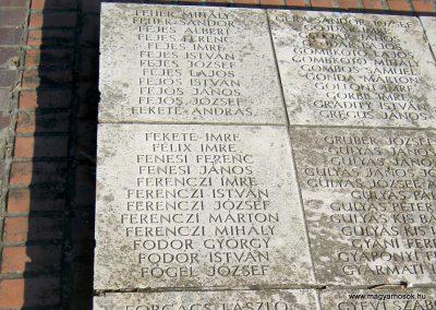 Hódmezővásárhely II. világháborús emlékmű 2015.02.14. küldő-Emese (15)