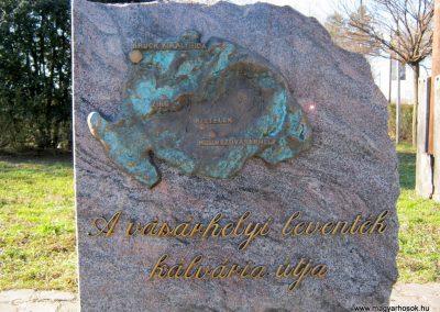 Hódmezővásárhely II. világháborús levente emlékmű 2015.02.14. küldő-Emese (2)