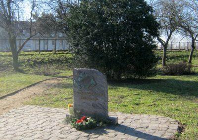Hódmezővásárhely II. világháborús levente emlékmű 2015.02.14. küldő-Emese
