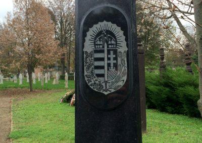 Hódmezővásárhely, Kincses temető - Hősi parcella I. és II. világháborús emlékhely 2014.10.21. küldő-Sümec (14)