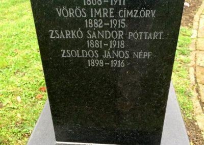 Hódmezővásárhely, Kincses temető - Hősi parcella I. és II. világháborús emlékhely 2014.10.21. küldő-Sümec (19)