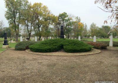 Hódmezővásárhely, Kincses temető - Hősi parcella I. és II. világháborús emlékhely 2014.10.21. küldő-Sümec (20)