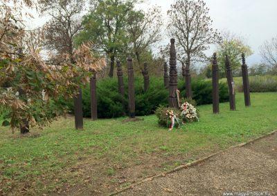 Hódmezővásárhely, Kincses temető - Hősi parcella I. és II. világháborús emlékhely 2014.10.21. küldő-Sümec (21)
