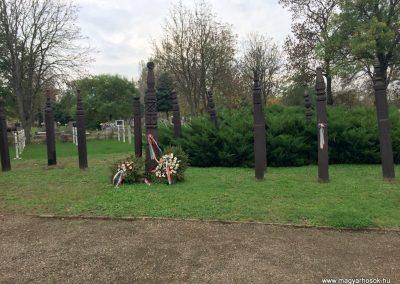 Hódmezővásárhely, Kincses temető - Hősi parcella I. és II. világháborús emlékhely 2014.10.21. küldő-Sümec (22)