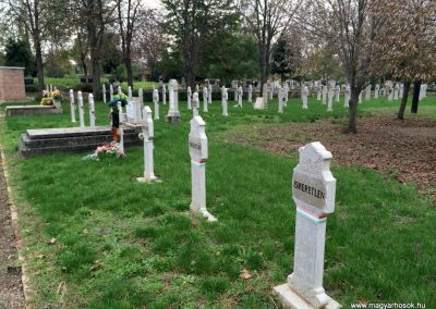 Hódmezővásárhely, Kincses temető - Hősi parcella I. és II. világháborús emlékhely 2014.10.21. küldő-Sümec (23)
