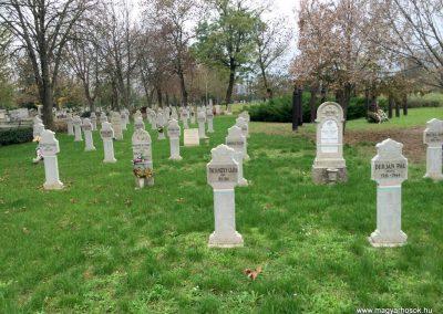 Hódmezővásárhely, Kincses temető - Hősi parcella I. és II. világháborús emlékhely 2014.10.21. küldő-Sümec (25)