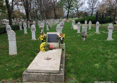 Hódmezővásárhely, Kincses temető - Hősi parcella I. és II. világháborús emlékhely 2014.10.21. küldő-Sümec (27)