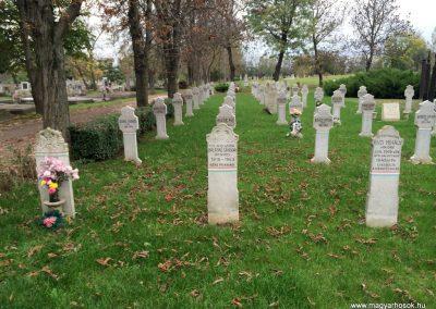 Hódmezővásárhely, Kincses temető - Hősi parcella I. és II. világháborús emlékhely 2014.10.21. küldő-Sümec (28)