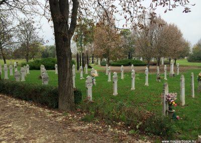 Hódmezővásárhely, Kincses temető - Hősi parcella I. és II. világháborús emlékhely 2014.10.21. küldő-Sümec (29)