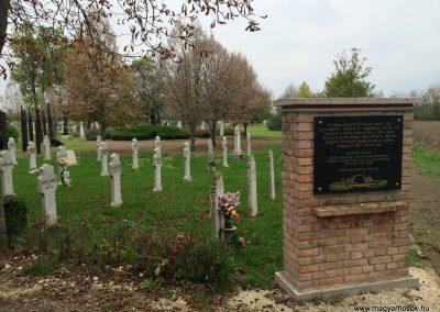 Hódmezővásárhely, Kincses temető - Hősi parcella I. és II. világháborús emlékhely 2014.10.21. küldő-Sümec (30)