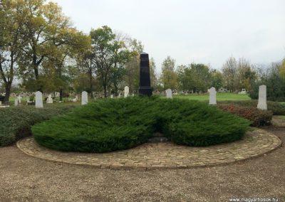 Hódmezővásárhely, Kincses temető - Hősi parcella I. és II. világháborús emlékhely 2014.10.21. küldő-Sümec