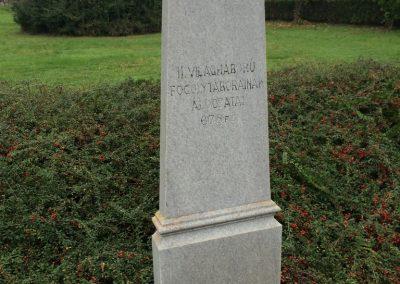 Hódmezővásárhely, Kincses temető - Hősi parcella I. és II. világháborús emlékhely 2014.10.21. küldő-Sümec (7)
