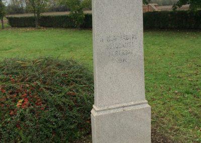 Hódmezővásárhely, Kincses temető - Hősi parcella I. és II. világháborús emlékhely 2014.10.21. küldő-Sümec (8)