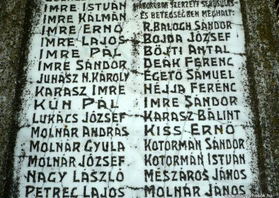 Hódmezővásárhely-Sóshalomhősi emlékmű 2014.07.17. küldő-Sümec (7)