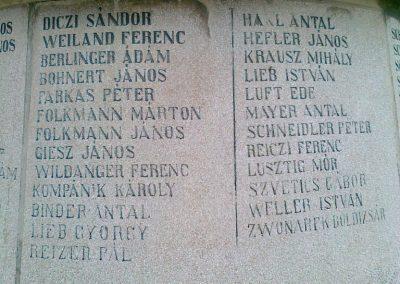 Hőgyész I.vh emlékmű 2011.06.15. küldő-Csiszár Lehel (2)