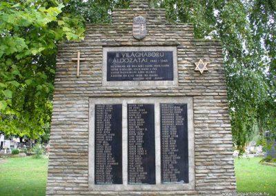 Hahót II.vh emlékmű 2007.08.15. küldő-Hunmi (1)