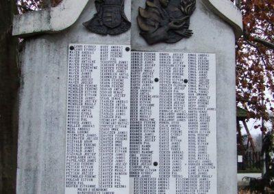 Hajós II.vh emlékmű 2007.12.09. küldő-Markó Péter
