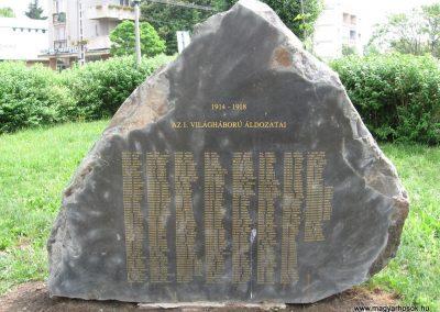 Hajdúdorog I. és II. világháborús emlékmű 2007.06.01.küldő-Kályhás (2)